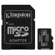 Kingston Canvas Select Plus MicroSDXC 64GB UHS-I U1 (100R/10W) + adapter