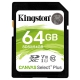 Kingston Canvas Select Plus SDXC 64GB UHS-I U1 (100R/10W)