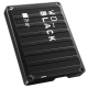 Western Digital WD_Black 4TB P10 Game Drive černý