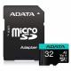 ADATA Premier Pro MicroSDHC 32GB (100R/80W) + adaptér