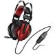 Genius GX Gaming HS-G710V 7.1 černý/červený