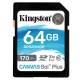 Kingston Canvas Go! Plus SDXC 64GB UHS-I U3 (170R/70W)