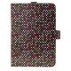 "FIXED Novel na tablety 10,1"" s kapsou pro stylus- Rainbow Dots"