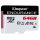 Kingston Endurance microSDXC 64GB (95R/30W)