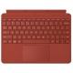 Microsoft Surface Go Type Cover, US layout červené