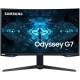 """Samsung Odyssey G7 32"""", 240 Hz"""