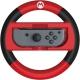HORI Joy-Con Wheel Deluxe (Mario) pro Nintendo Switch červený