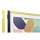 """Samsung pro Frame TV s úhlopříčkou 32"""" (2020) žlutý"""