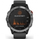 Garmin fenix6 Solar - Silver/Black Band