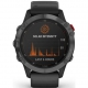 Garmin fenix6 PRO Solar - Gray/Black Band (MAP/Music)