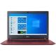 Acer 1 (A114-32-C4YN) červený + Microsoft 365 pro jednotlivce
