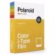 Polaroid Color i-Type Film 8ks