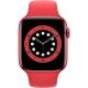 Apple GPS 40mm pouzdro z hliníku PRODUCT(RED) - PRODUCT(RED) sportovní náramek