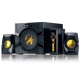 Genius GX Gaming SW-G2.1 3000, Verze II. černé/zlaté