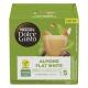 NESCAFÉ Dolce Gusto® Almond Flat White 12Caps