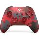 Microsoft XSX Wireless Controller - Daystrike Camo SE červený