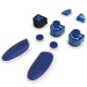 Thrustmaster eSwap Crystal Blue Pack, 9 modrých modulů pro eSwap X Pro Controller (PS4/PC)