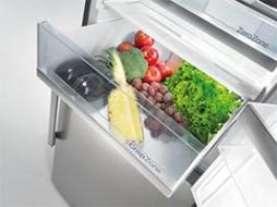 Výsledek obrázku pro Fresh Zone Zásuvka udržuje potraviny déle čerstvé při teplotě kolem 3° C.