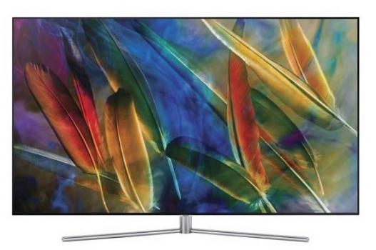 3898e992b Televize Samsung QE55Q7F stříbrná | EURONICS
