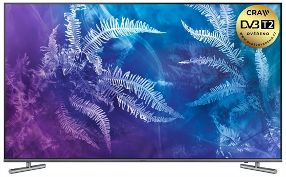 4c1d804f5 Televize Samsung QE55Q6F černá | EURONICS