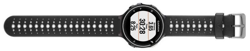 Na displeji chytrých hodinek Garmin Forerunner 230 HR Premium uvidíte  veškeré důležité notifikace od volání přes SMS až po e-maily a ... 9041d93b9bd