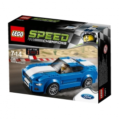 Stavebnice LEGO® SPEED CHAMPIONS® 75871 Ford Mustang GT  fb632245e0