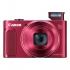 Digitální fotoaparát Canon PowerShot SX620 HS červený