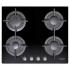 Plynová varná deska Candy CVG 64 SG NX černá