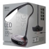 Stolní LED lampička EMOS DEL-1321 stmívatelná, 4,5W černá
