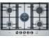 Plynová varná deska Bosch PCQ7A5M90 nerez