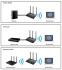 Router Asus RT-AC53 černý