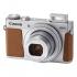 Digitální fotoaparát Canon PowerShot G9 X Mark II stříbrný