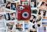 Digitální fotoaparát Polaroid PIC-300 Instant červený