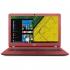 Notebook Acer Aspire ES15 (ES1-523-299N) černý/červený + dárky