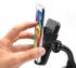 Držák na mobil FIXED FIX2 s přísavkou, šířka 6,5 - 8,5 cm černý