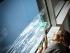 Čistič oken Leifheit Window Cleaner s tyčí (51003) + mopem na okna (51003)