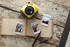 Digitální fotoaparát Fujifilm Instax mini 70 žlutý