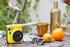 Digitální fotoaparát Fuji Instax mini 70 žlutý