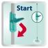 Mop sada Leifheit Twist System XL New (52015)