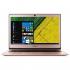 Notebook Acer Swift 1 (SF113-31-P2XQ) růžový/zlatý