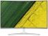 """Monitor Acer ED322Qwmidx stříbrný (31.5"""",LED, VA, 4ms, 100000000:1, 250cd/m2, 1920 x 1080,)"""