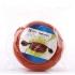 Kabel prodlužovací EMOS 1x zásuvka, 25m oranžový