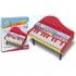 Klavír Alltoys s 12 klávesami