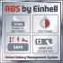 Aku vrtačka Einhell TE-CD 18/2 Li Kit červená