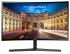 Monitor Samsung C27F396 černý