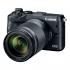 Digitální fotoaparát Canon EOS M6 + 18-150mm IS STM černý