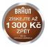 Epilátor Braun Silk Expert IPL BD3005 bílý/fialový