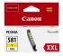 Inkoustová náplň Canon CLI-581XXL Y