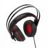 Headset Asus Cerberus Gaming V2 červený