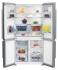 Chladnička s mrazničkou Beko GN 1416221 JX nerez